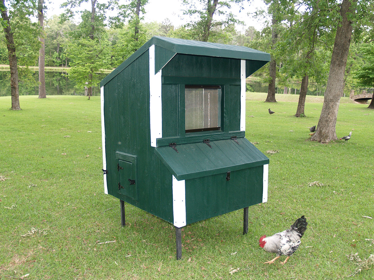 Eggstreme Chicken Coops 5 39 X 4 39 Traditional Fiberglass